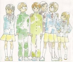 300px-Hōrō_Musuko_characters