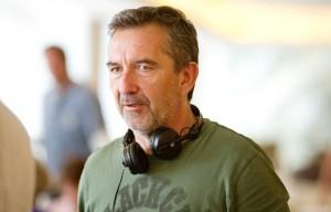 Pascal Chaumeil, sur le tournage de «A Long Way Down», en 2013. - LILO/SIPA