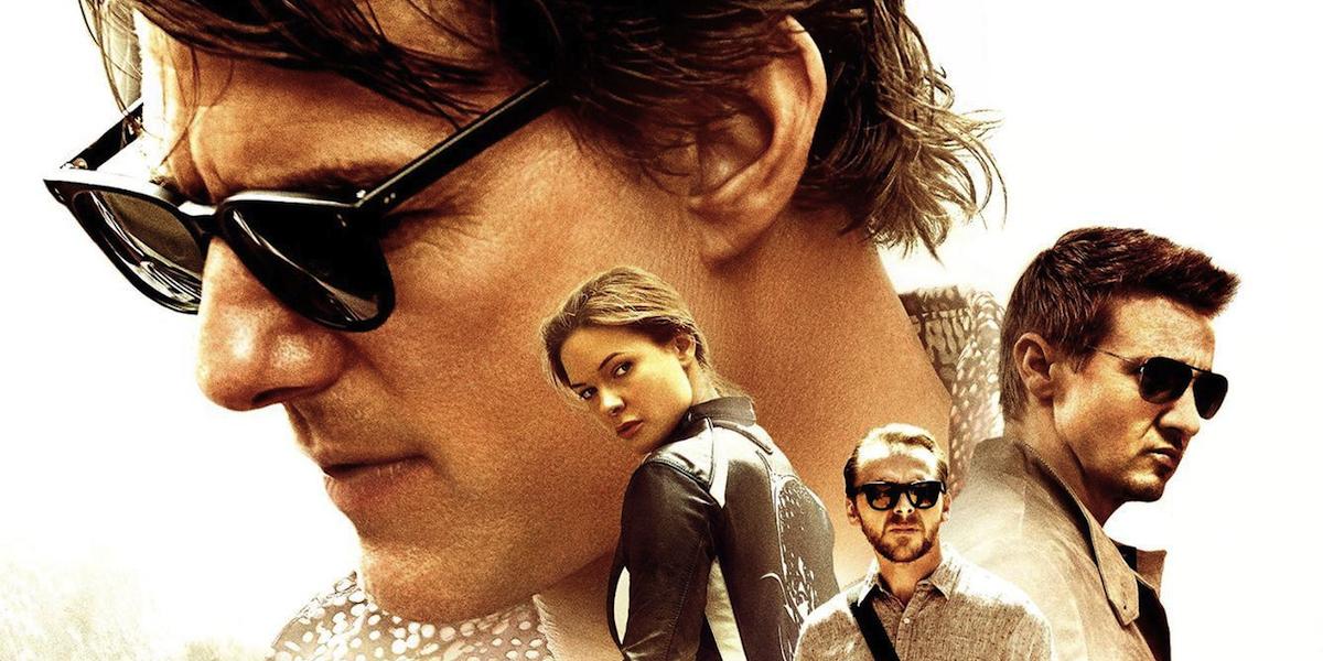 Mission : Impossible (Presque) 20 ans après (Critique de Mission : Impossible Rogue nation)