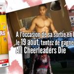 Concours : 3 DVD de All Cheerleaders Die à gagner