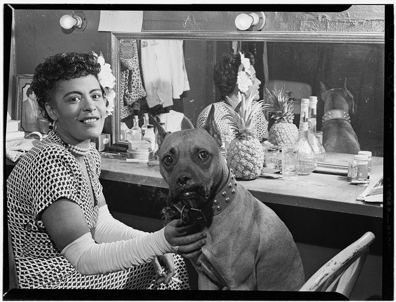 PAPIER A MUSIQUE : LADY IN SATIN, JULIA BLACKBURN