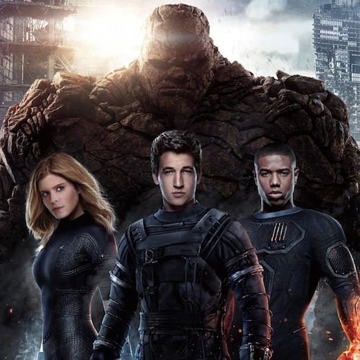 Box-Office US : Fantastique Four pour la Fox