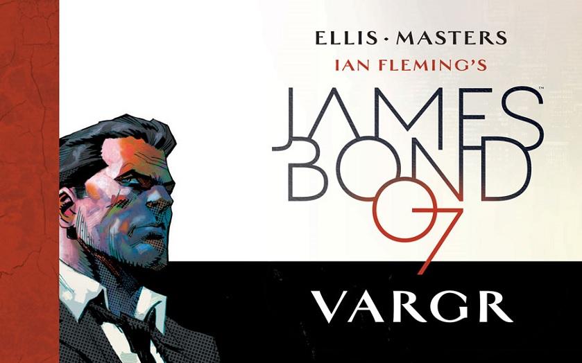 James Bond – Les couvertures variantes du comics