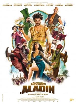 Les Nouvelles aventures d'Aladin, de Arthur Benzaquen. Avec Kev Adams.  Sortie le 14 octobre. Au vu des premiers retours d'avant-première, ça s'annonce atomique...