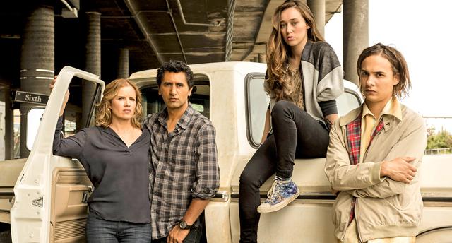 L'Aube des morts à L.A. : critique de Fear The Walking Dead, ép. 1 & 2