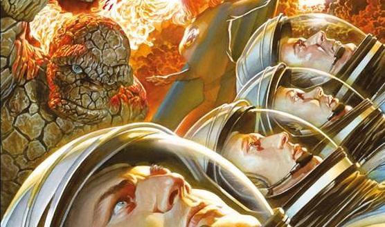 On a lu…Nous sommes Les Quatre Fantastiques