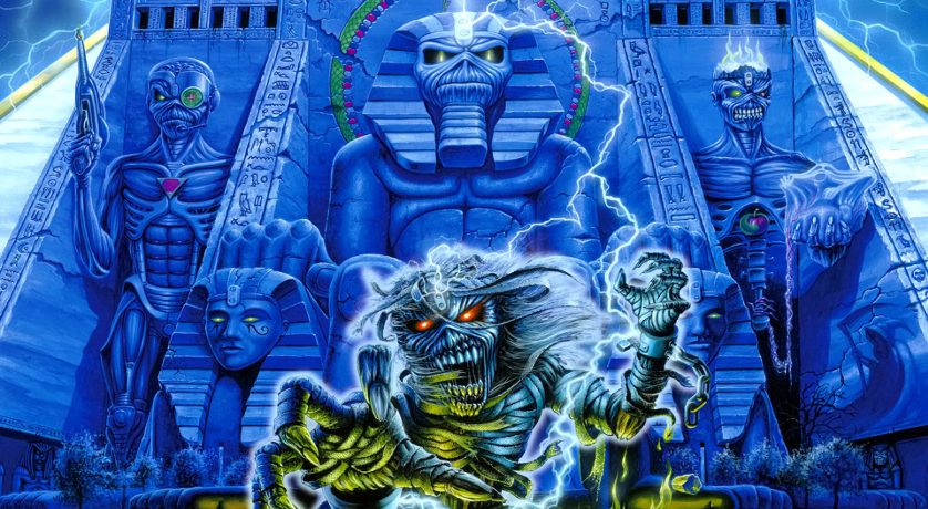 Iron Maiden, Somewhere Back in Time (1ère Partie)