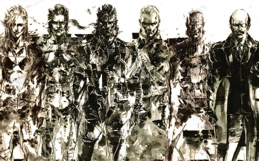 Top 10 des meilleurs boss de la saga Metal Gear Solid