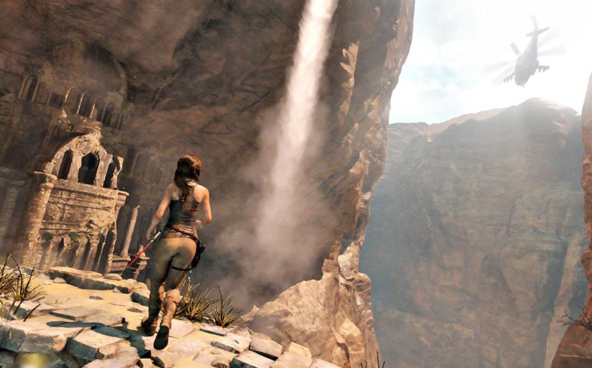 Rise of the Tomb Raider: la longue démo de la Gamescom