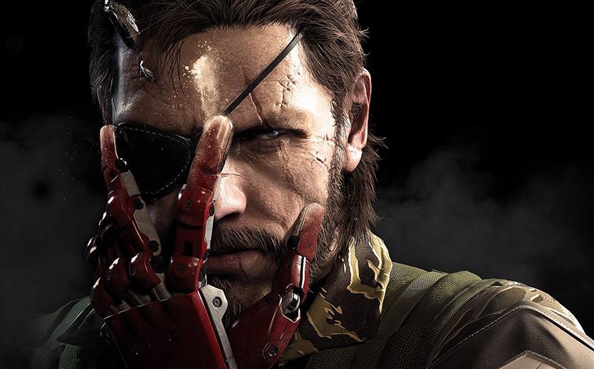 Metal Gear Solid V: The Phantom Pain, trailer de lancement
