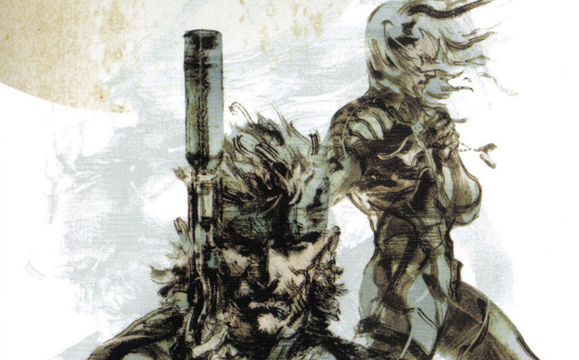 Replay sur… Metal Gear Solid 2: Sons of Liberty