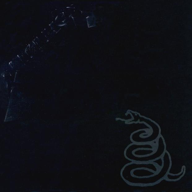 Pochette de l'album « Metallica » (« Black Album »)