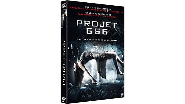 MOVIE MINI REVIEW : critique de Projet 666