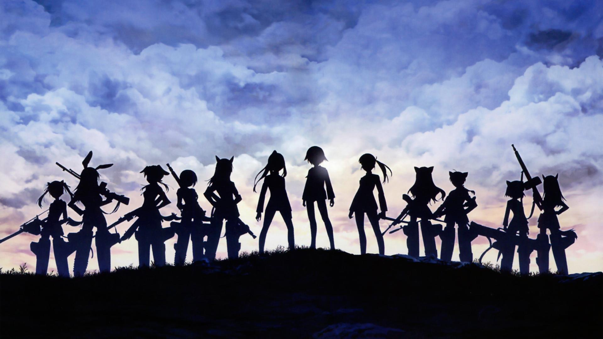Re-Anime : Strike Witches the Movie (de Kazuhiro Takamura)