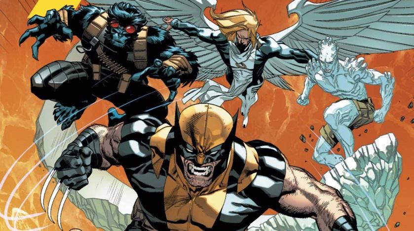 On a lu…Wolverine & The X-Men par Jason Aaron