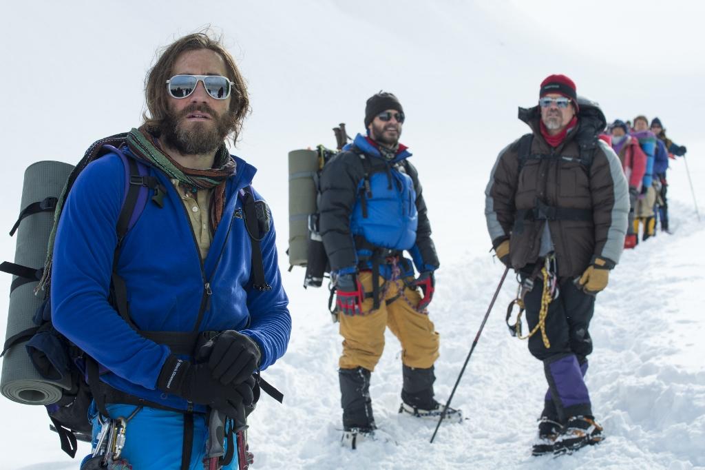 Un Toit et des tuiles (critique d'Everest, de Baltasar Kormákur)