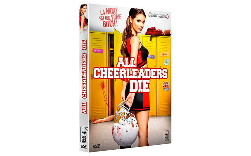 MOVIE MINI REVIEW : critique de All Cheerleaders Die