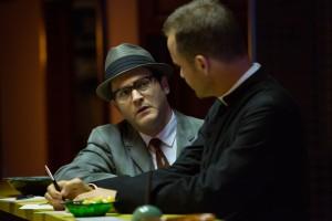 Paul Marshall (Michael Stuhlbarg), manager presque bienveillant de la star des échecs.
