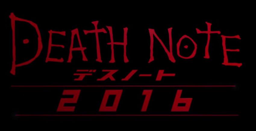 Death Note : un film live pour 2016