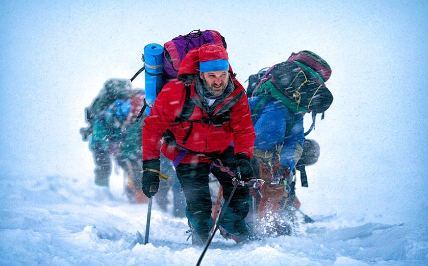 MOVIE MINI REVIEW : critique de Everest