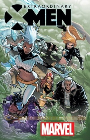 Extraordinary x-men - 1