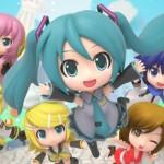 Hastune Miku : Project Mirai DX , et tu tap tap tap…(3DS)