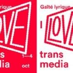 I Love Transmedia : la 4e édition du 1er au 4 octobre