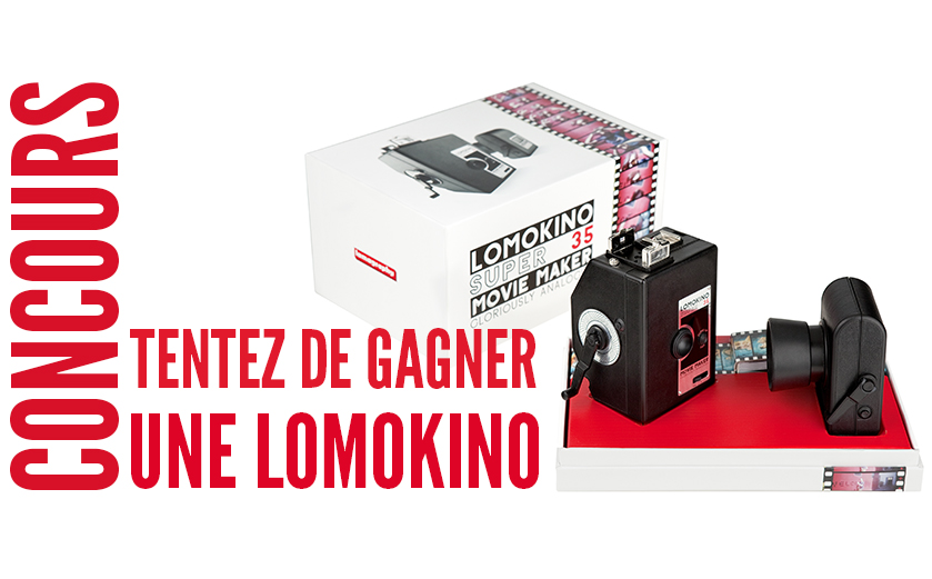 Concours : Gagnez votre LomoKino
