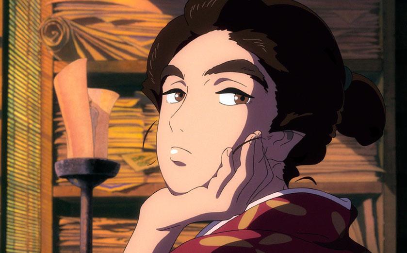 MOVIE MINI REVIEW : critique de Miss Hokusai
