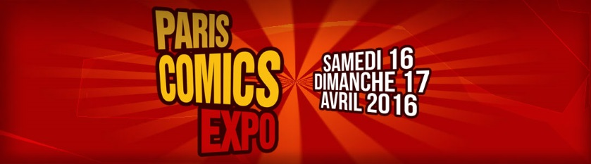 Paris Comics Expo 2016 – Humberto Ramos dans la place