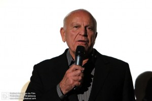 Enzo G. Castellari, Président du jury. (©Nicolas Busser)