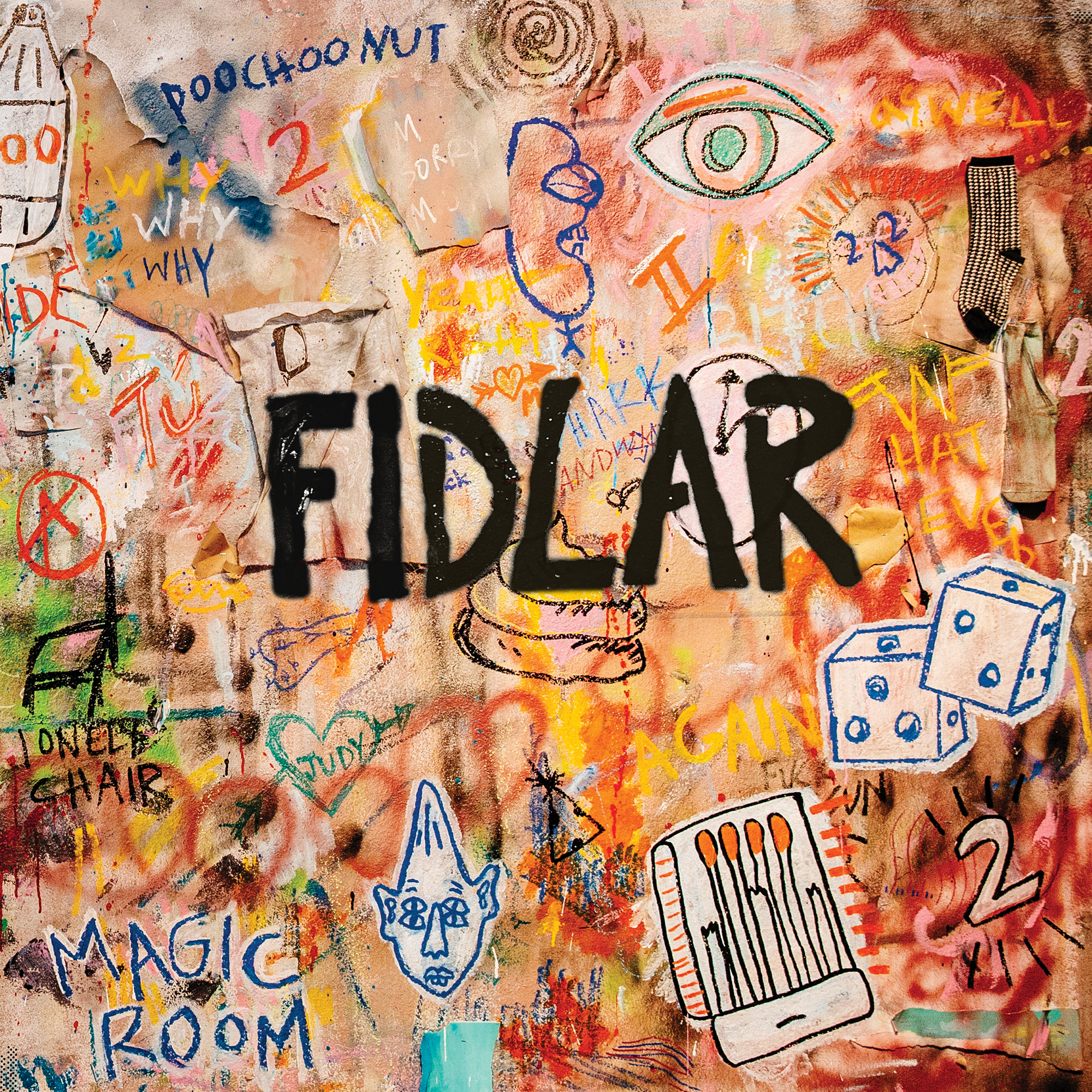 Music Mini Review : FIDLAR – Too (Mom + Pop Music)