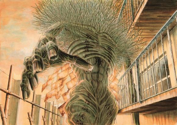 On a lu… Kokkoku (T.03) de Seita Horio