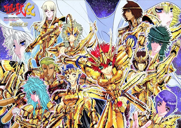 Saint Seiya G Assassin débarque en France