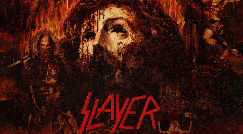 Music Mini Review : Slayer – Repentless (Nuclear Blast Records)