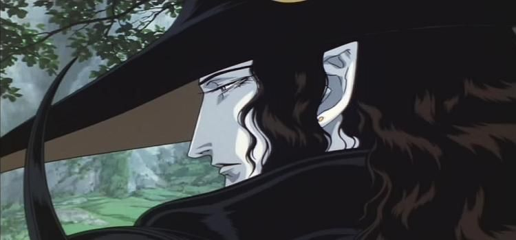Re-Anime : Vampire Hunter D – Bloodlust (de Yoshiaki Kawajiri)