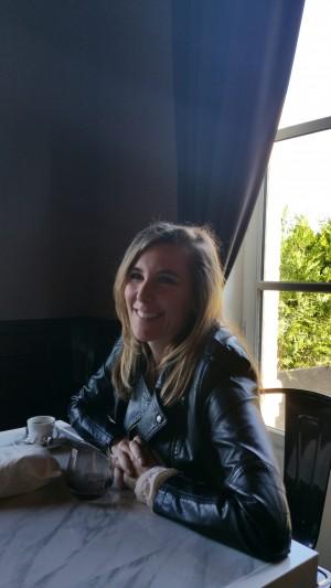 Amy Berg, à Deauville, le 9 septembre 2015.