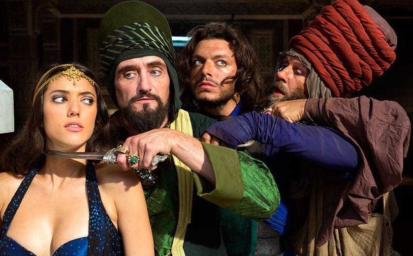 MOVIE MINI REVIEW : critique de Les nouvelles aventures d'Aladin