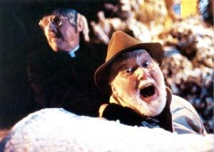 Harry Carey Jr. dans Gremlins.