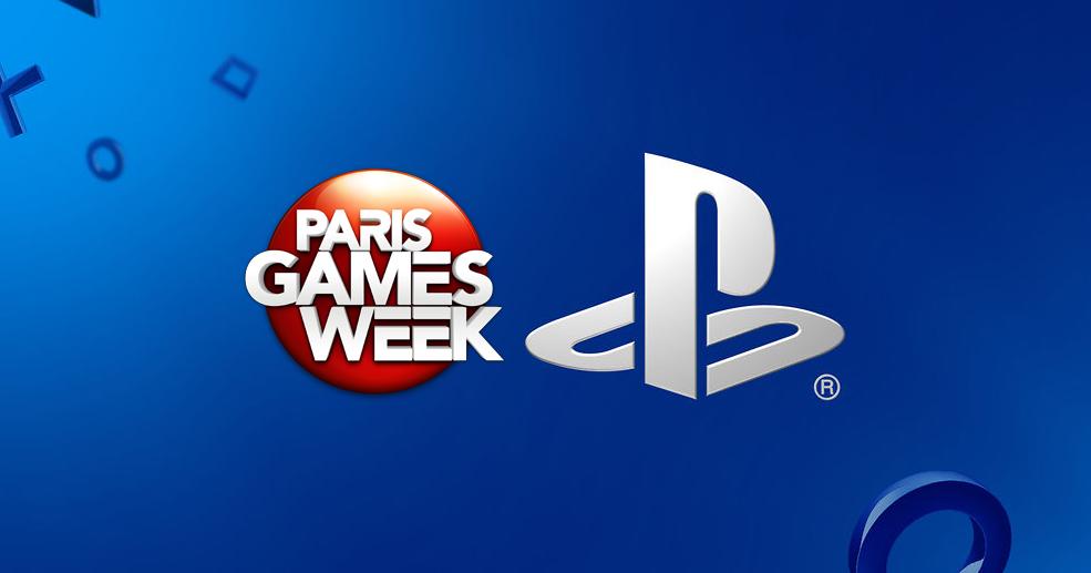 Paris Games Week : LIVE de la conférence PS4