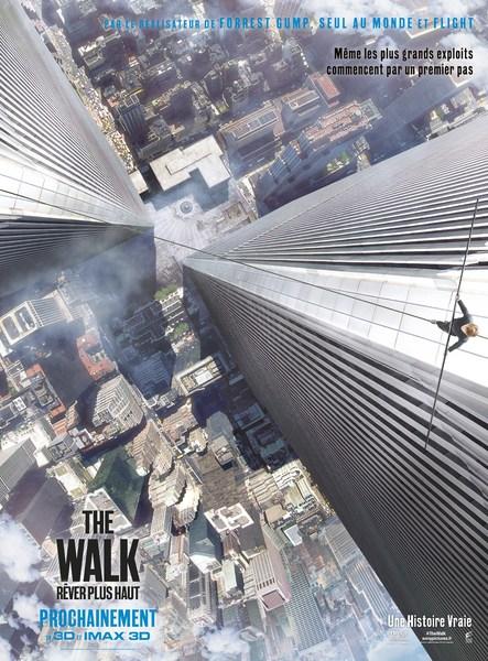 Sur le fil du rasoir (critique de The Walk : rêver plus haut, de Robert Zemeckis)