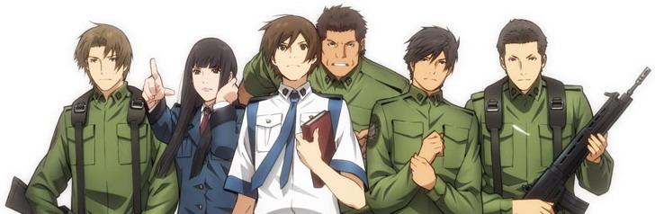 Re-Anime: Toshokan Sensō: Kakumei no Tsubasa (de Takayuki Hamana)