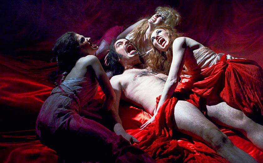 MOVIE MINI REVIEW : Vampires en toute intimité