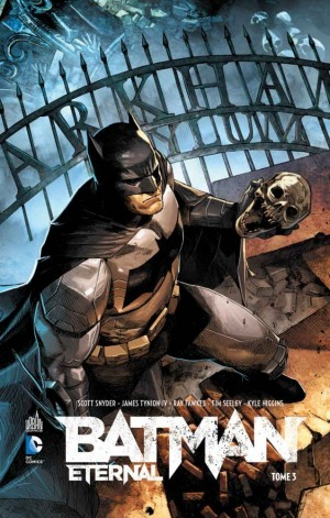 batman eternal t3 - 1