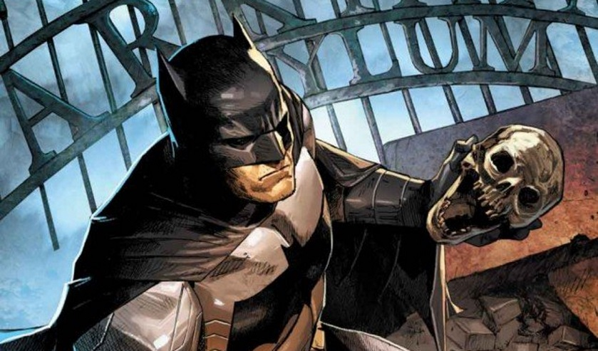 On a lu…Batman Eternal – Tome 3