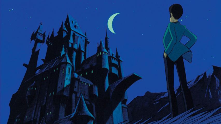 Re-Anime : Le Château de Cagliostro (de Hayao Miyazaki)