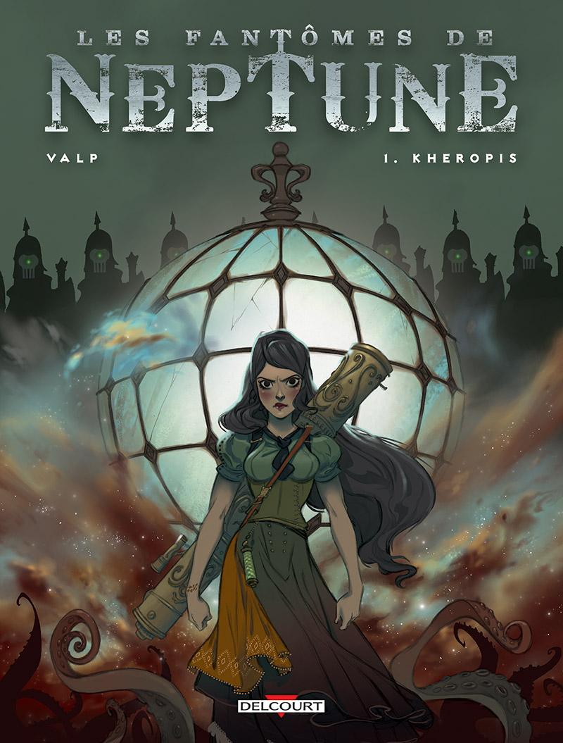 On a lu… Les Fantômes de Neptune (T.1) de Valp