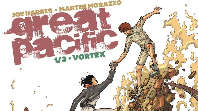 On a (aussi) lu… Great Pacific (T.1) de Joe Harris et Martin Morazzo