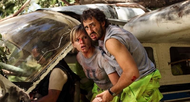 «Je pense que les films de cannibale valent la peine d'être revisités» (interview de Lorenza Izzo et Eli Roth, actrice et réalisateur de The Green Inferno)