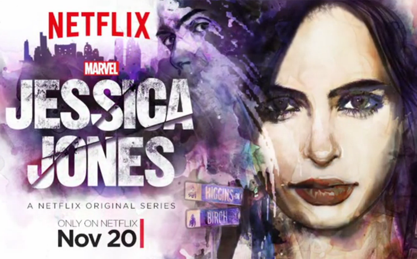 Jessica Jones : le trailer